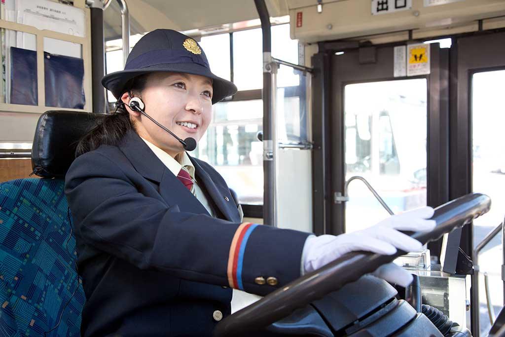 募集職種:バス運転士 | 採用情...