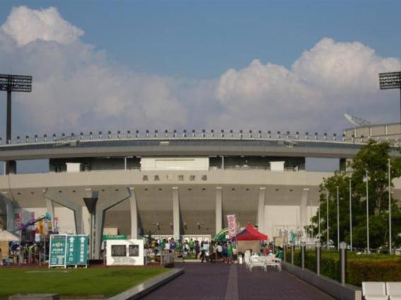 立派な長良川競技場
