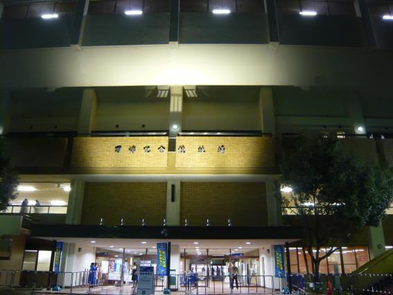 M-1『万博記念競技場』